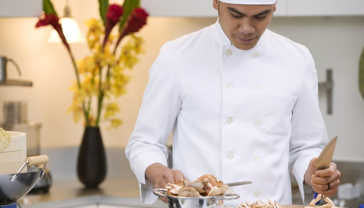 Look for a college culinary program that offers a professional certification.