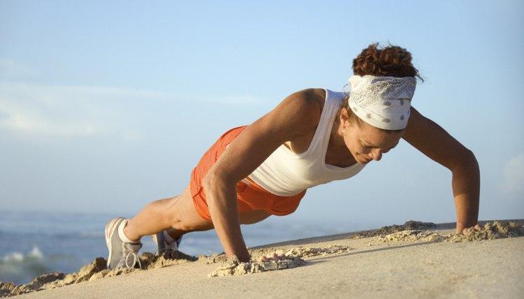 Pushups for Biceps