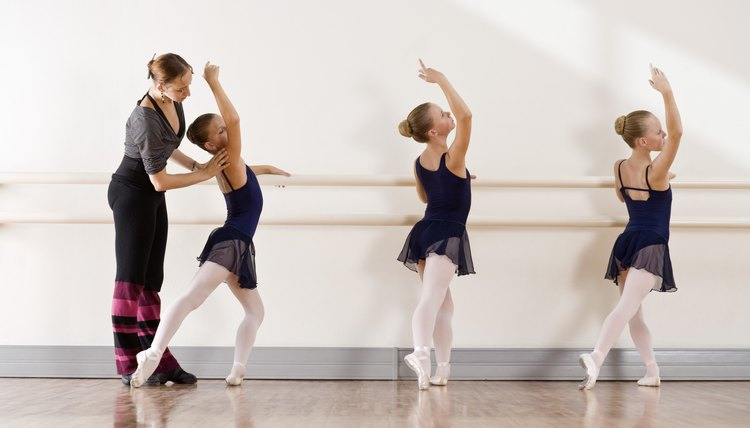 Several university majors will support a career in teaching dance.