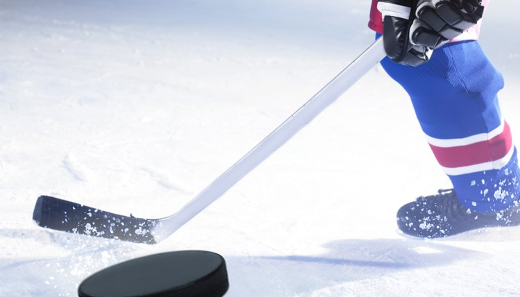 How Do Line Changes in Hockey Work?