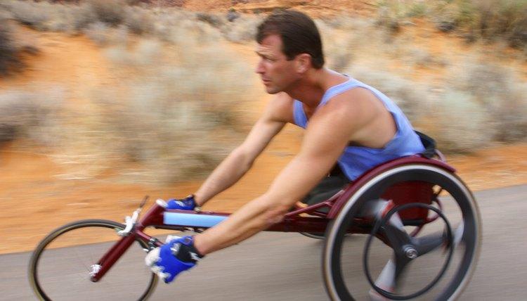 Upper-Body Wheelchair Exercises