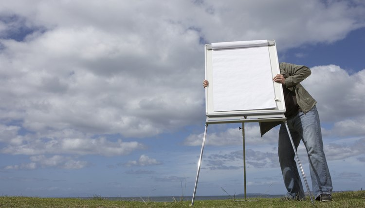 The sky is the limit, when it comes to making your college presentations more creative