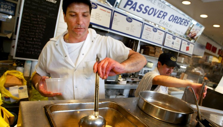Passover Preparations in New York