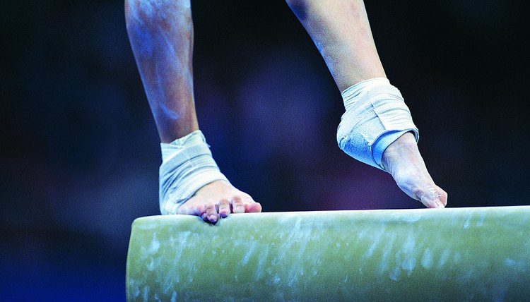 What Is the Advantage of a Gymnast Being Short in Stature?