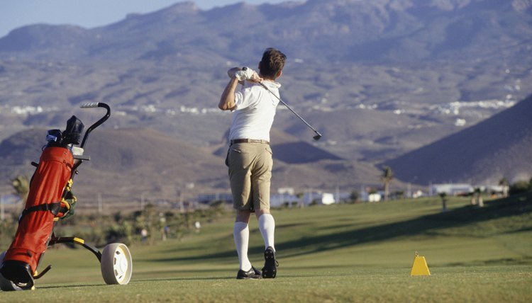 Golf Drills That Rotate Through Impact