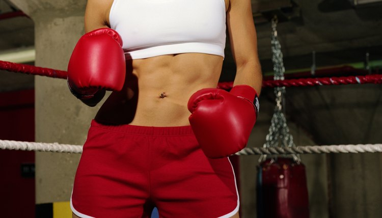 Why Do Boxers Punch Their Own Stomach When They Workout?
