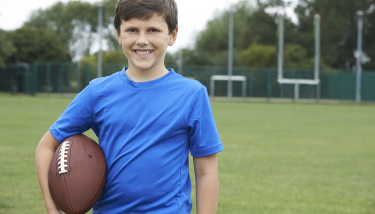 What Is a Good Age to Start Your Child Playing Football?