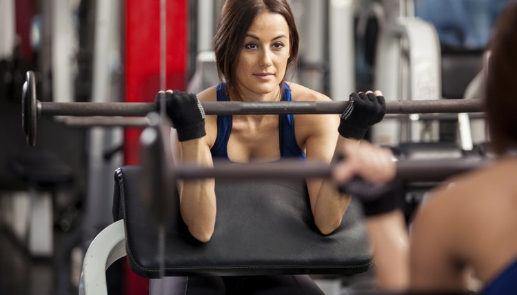 Weight Lifting Exercise Names