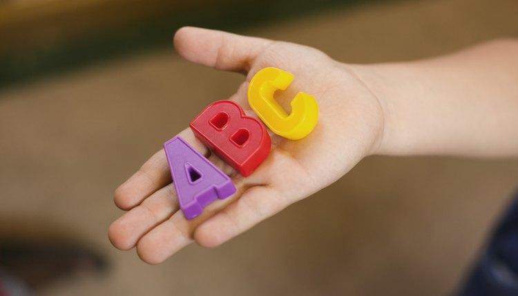 Children should learn their ABCs prior to beginning kindergarten