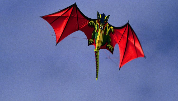 Dragons were once creatures to be feared.