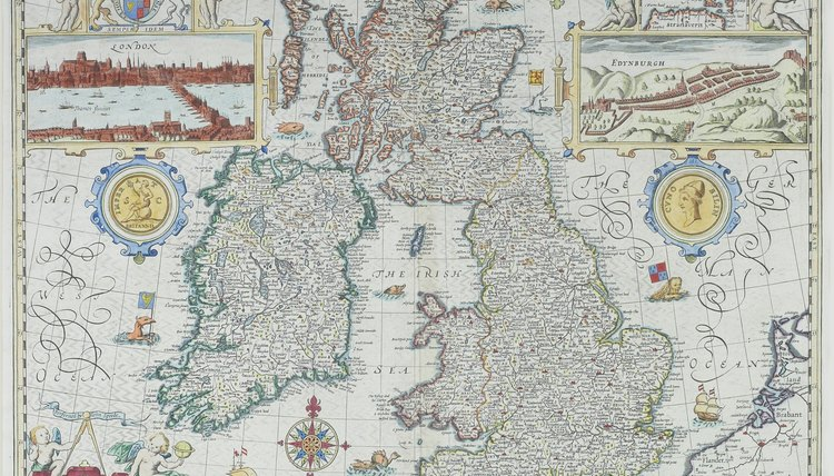 Though never a great power, Ireland's proximity to England made it a pawn in struggles between great powers.