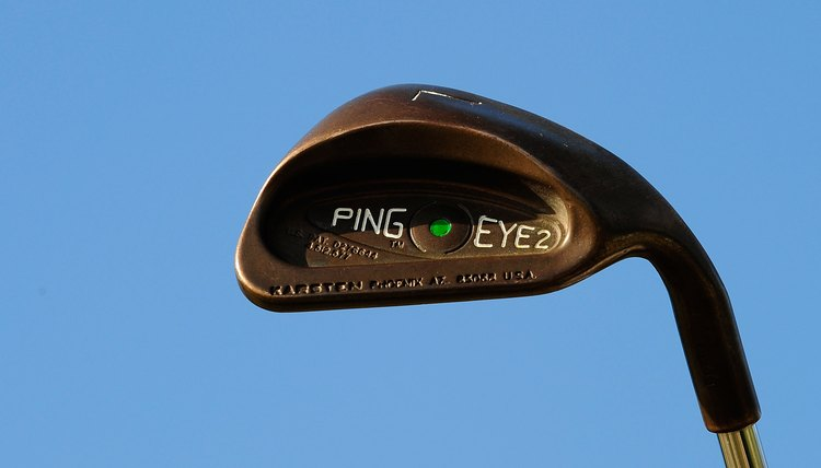 Ping Eye2 irons made before April 1990 caused one of the most controversial golf battles of all time.
