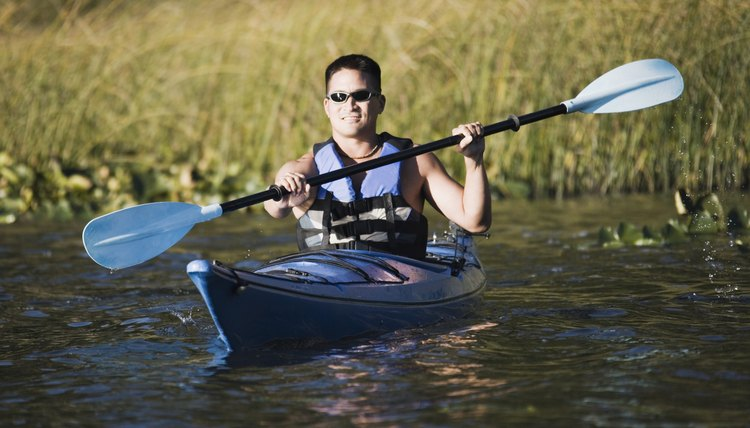 Can I Canoe or Kayak Upstream?
