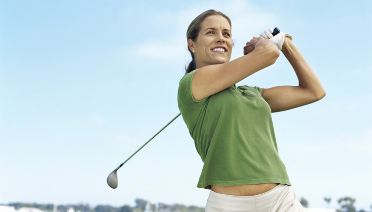 The swing of every golfer, whether pro or amateur, relies on biomechanical principles.