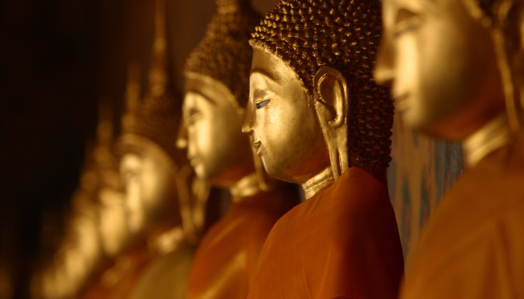 Although Westerners often see Buddhism as traditional and even mysterious, it is also feeling the impacts of modernity.