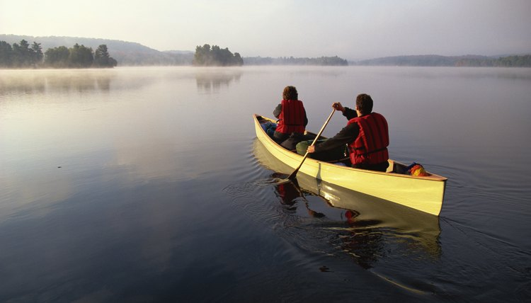 Strength & Speed Training for Canoeists