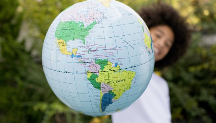 Geography bees encourage students to understand the world around them.
