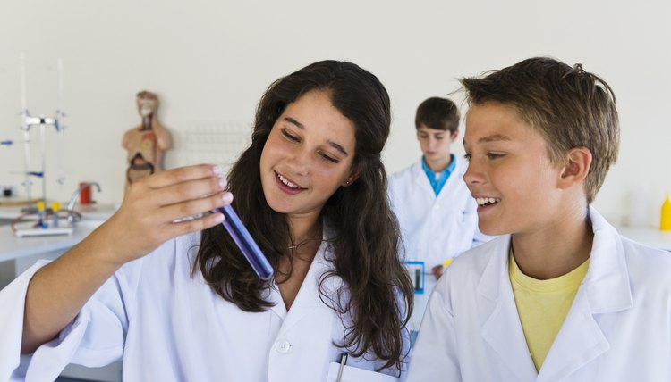 Learning new analytical skills can positively impact chemistry students.