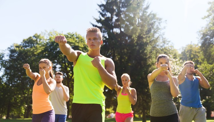Bootcamp Exercise Games