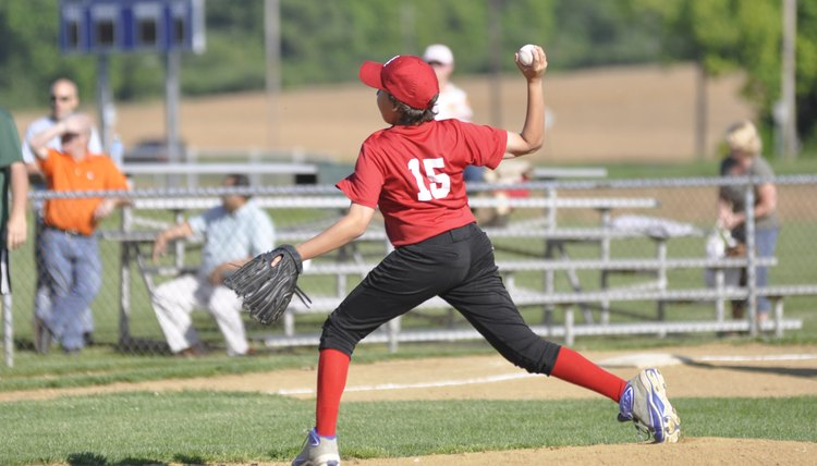 Tools to Teach 9- and 10-Year-Olds to Pitch