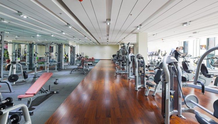 List of Fitness Companies