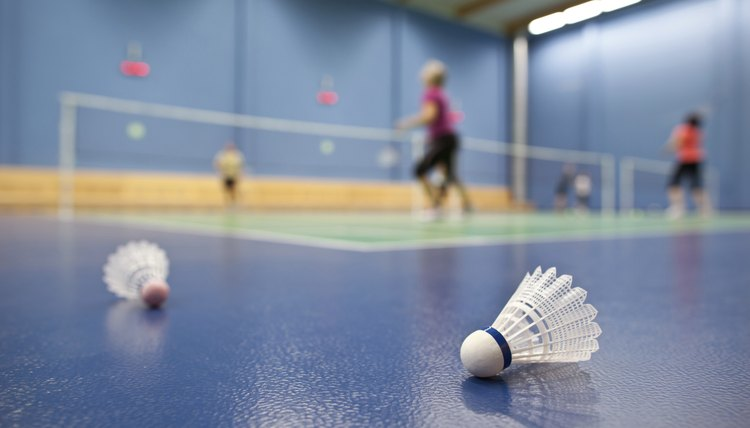 Single Badminton Rules