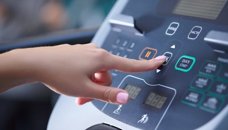 How to Calibrate a True Fitness Treadmill