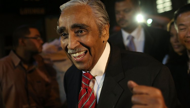 Rep. Charles Rangel (D-NY) sponsored and introduced the controversial Affordable Care Act on September 17, 2009.
