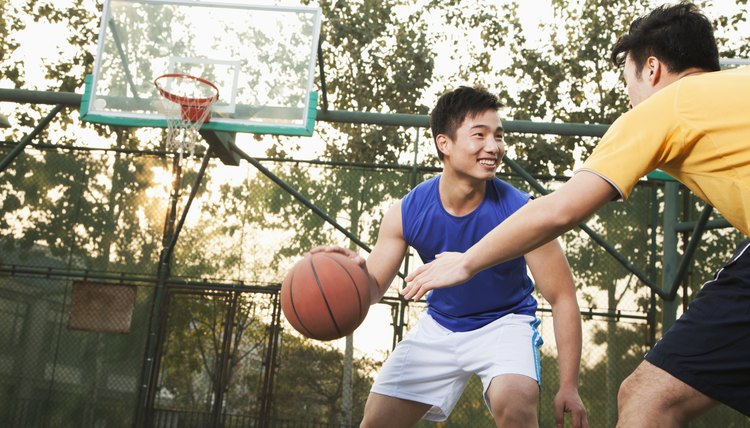 How to Dress to Play Basketball