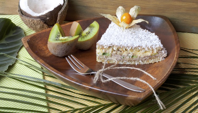 Zoo patrons may enjoy a rainforest-inspired dessert.