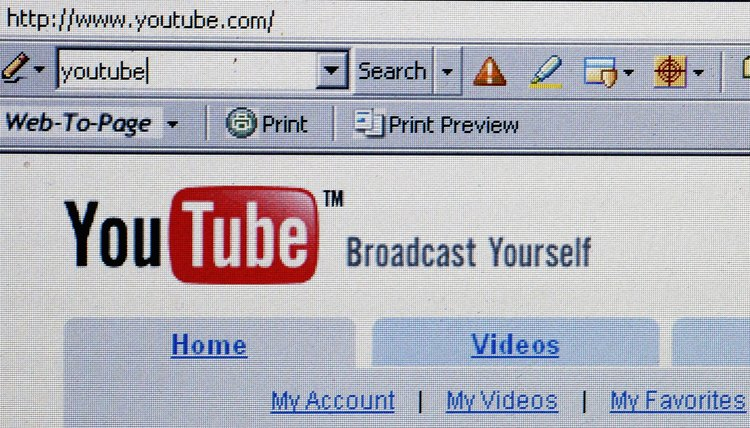 Users upload 100 hours of video to YouTube every minute.