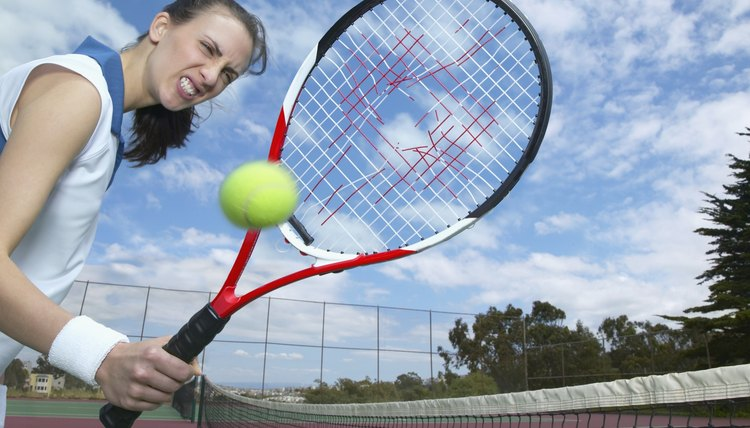 What Are the Materials Used to Make a Tennis Racket?