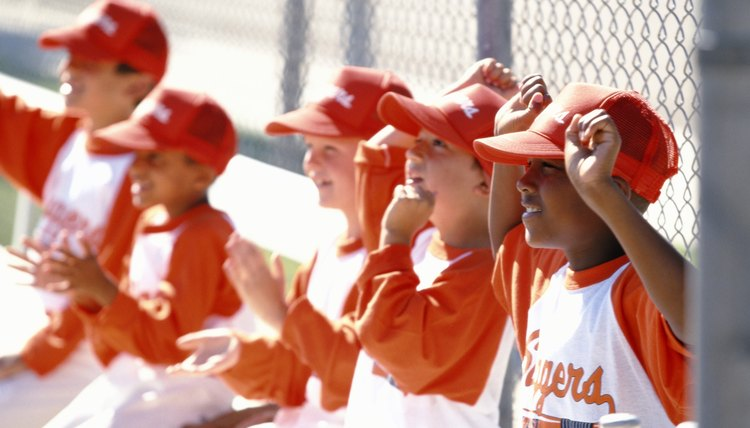 Coaching Drills for a 5-6 Year Old Baseball Team