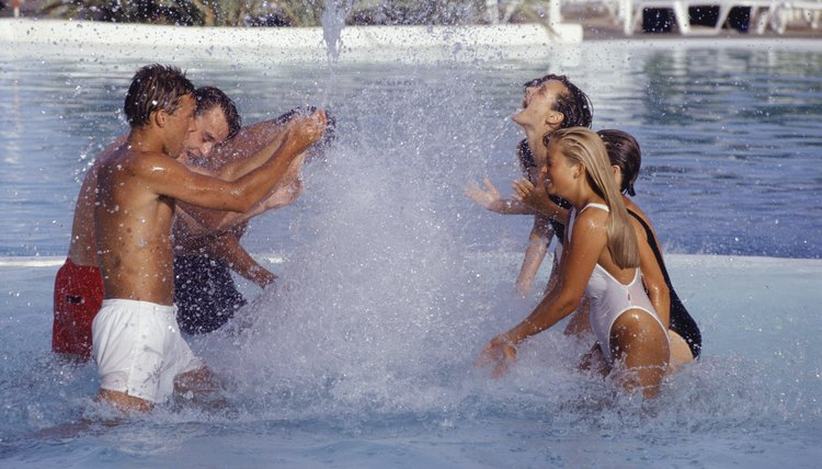 Swimming Pool Games for Teens