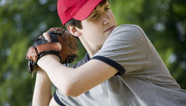 Elbow Pain While Throwing Baseball