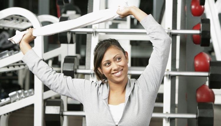 Arm Isometric Exercises