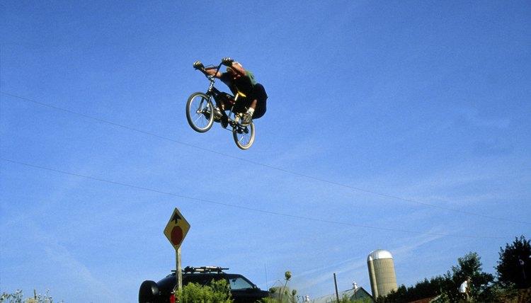 The Lightest BMX Bikes