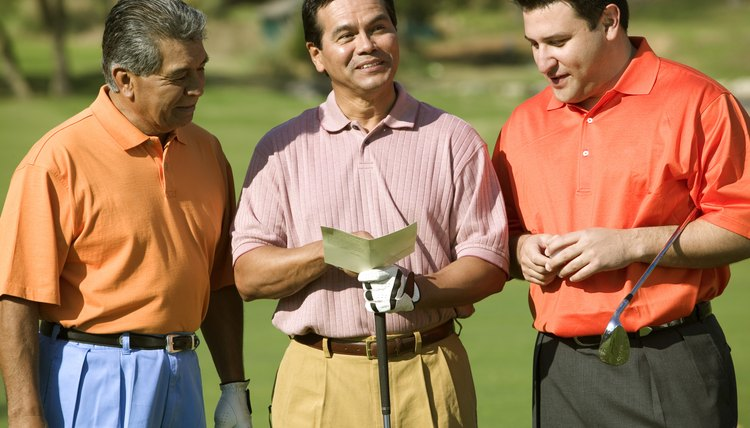 Golf handicaps allow players at all levels to compete on a level playing field.