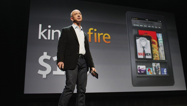 The Kindle Fire's wireless settings are intuitive and easily accessed.