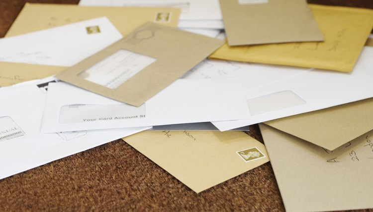 There's a right and a wrong way to address mail.
