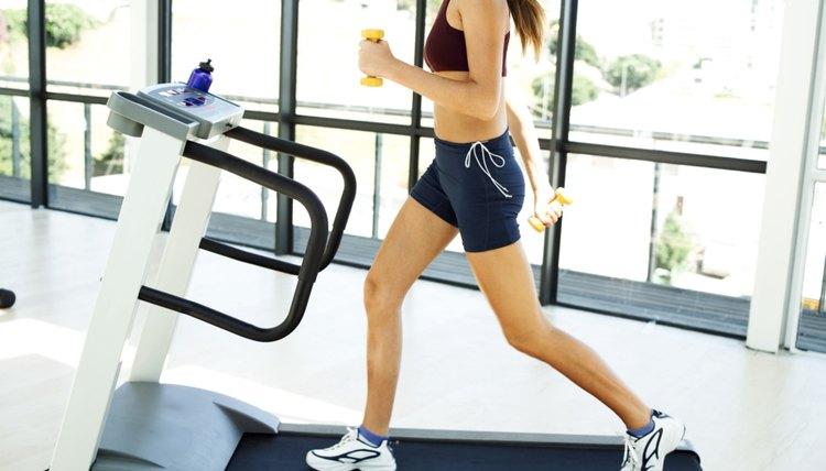 Stair Stepper Vs. Treadmill