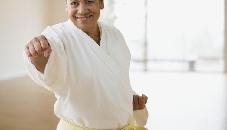 The Best Martial Arts for Women's Self Defense