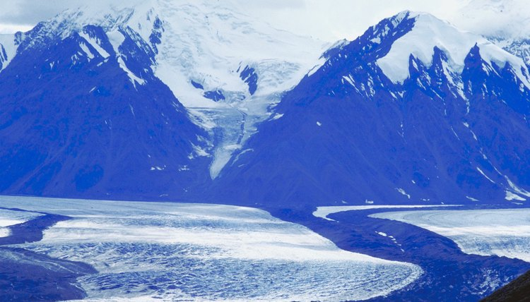 Jack London's fiction is often set in the frozen white North, where humans face the harshest of natural elements, as in