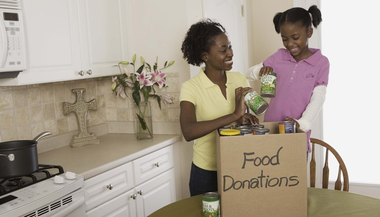 In-kind contributions help charities and non-profit organizations reach their fundraising goals.