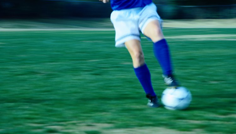 Tips on Soccer Training Alone
