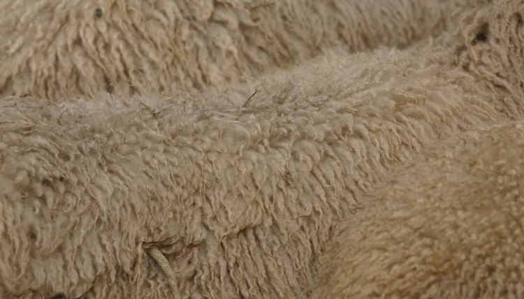 Wool was a prominent material in ancient Sumerian apparel.