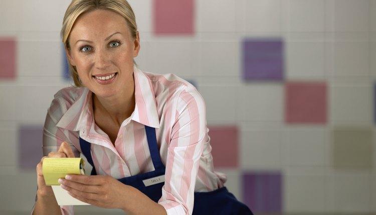 Qualities of a good waitress career trend qualities of a good waitress m4hsunfo