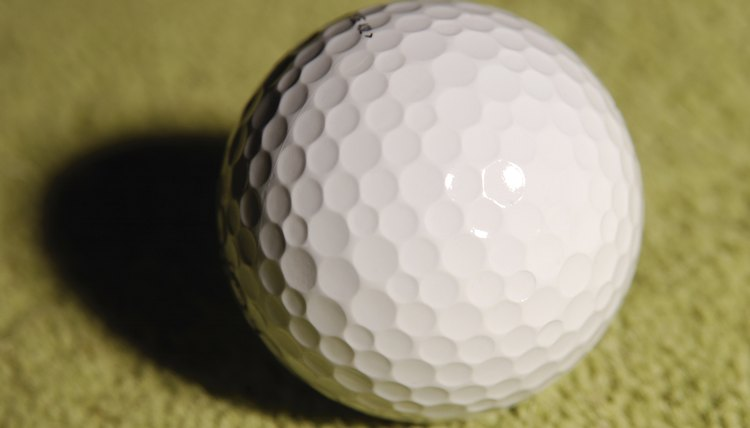 Without dimples, a golf ball would not travel nearly as far.