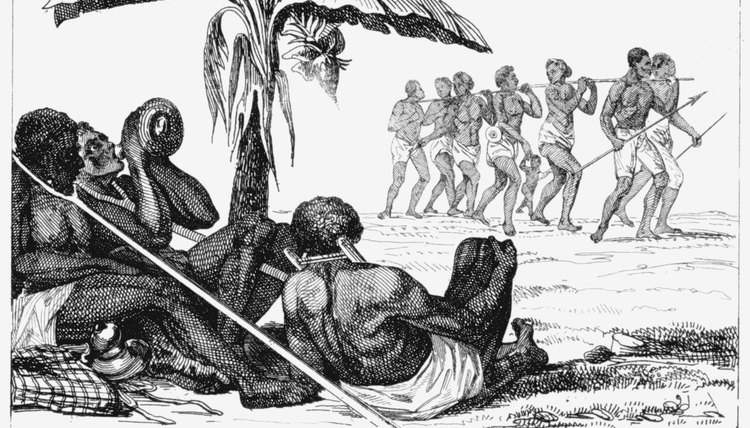 The 1831 Jamaica revolt helped end slavery in British territories.