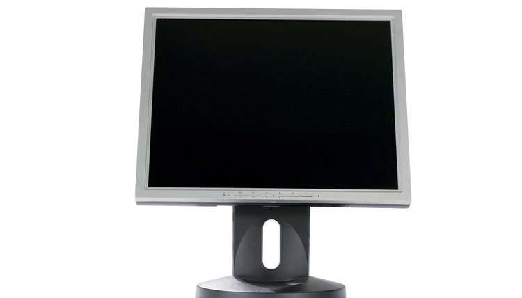 LCD monitors can use an additional 20 to 40 watts, on average.